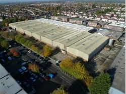 INDUSTRIAL/WAREHOUSE BUILDING IN LONDON NW9 - 97,960 SQ FT (MAY SPLIT)