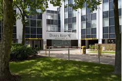 Dukes Keep - Open plan offices