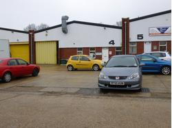 Unit 4, Gillman's Industrial Estate, Billingshurst, West Sussex