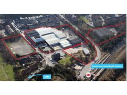 Industrial Warehouse Premises on Mill Dam Lane in West Yorkshire to Let or Sell