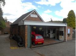 Foundry Garage, Prince Street, TELFORD, Shropshire