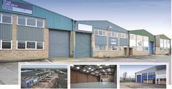 Brunswick Industrial Centre, Brunswick Road, Ashford, Kent