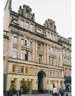 Buchanan Street, GLASGOW, Lanarkshire