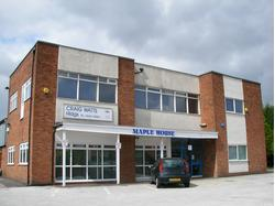 Maple House, First Floor Offices, Norton Green Lane, CANNOCK, Staffordshire