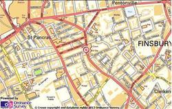 101A Kings Cross Road, London, WC1X 9LP