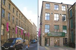 Threadneedle Street &, Huddersfield, West Yorkshire