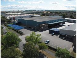 Modern Warehouse Units on Langthwaite Business Park