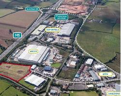 Showground Distribution Park, Bridgwater, Somerset