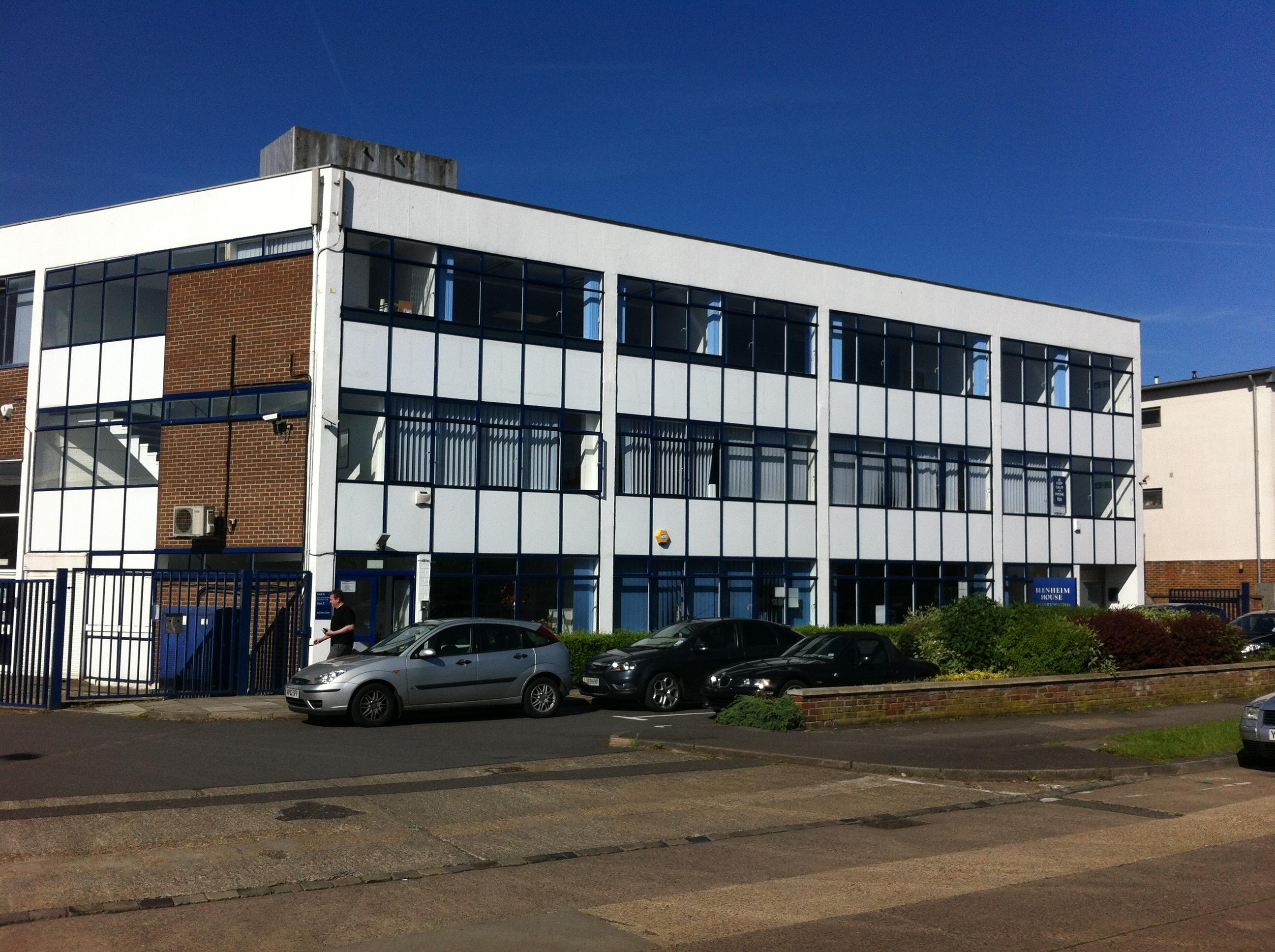 Property To Let Unit F Blenheim Road Epsom Surrey