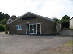 Grymsdyke Farm, Saxon Court, Main Road, Princes Risborough, Buckinghamshire