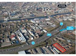 Ground Floor Industrial Unit to Let in Glasgow