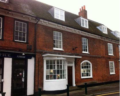 Attractive Grade II Listed Georgian Building - To Let
