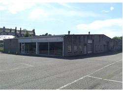 Industrial Showroom to Let in Edinburgh