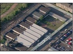 Industrial Warehouse in Glasgow to Let