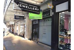 309 sq ft Prime Shop To let in Bournemouth Town Centre