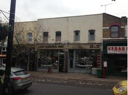 Shop & Upper Parts For Sale, Lordship Lane, East Dulwich, London, SE22