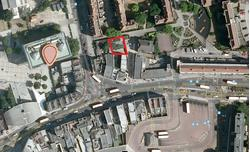 Land To Let, Rear of 117 Peckham High Street, Peckham, London, SE15 5SE