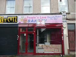 LOCK-UP SHOP TO LET ON THE BUSY MITCHAM ROAD