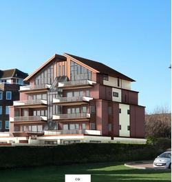 Exceptional Consented Development Site for 4 Houses and 10 Apartments