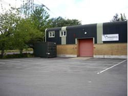 Ebblake Industrial Estate, Verwood