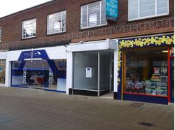 Camberley Retail Unit (Use Classes A1/A2)