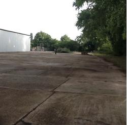Hard Standing Open Storage approx 35,000sq ft Secure Site - Marks Tey close to A12