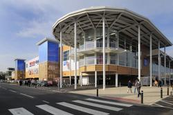 Bristol - Yate Shopping Centre, BS37