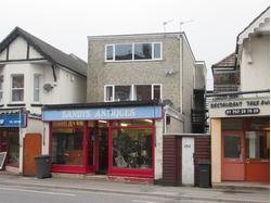 Ground Floor Retail Unit with Residential First & Second Floors Available For Sale Freehold