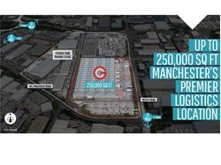 Trafford Park - Grand Central - Build to Suit Industrial Development