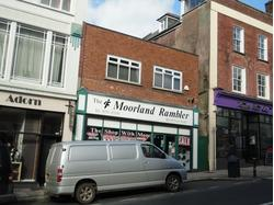 Vacant Retail Premises Exeter City Centre To Let