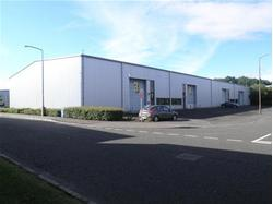 TO LET - MODERN INDUSTRIAL UNITS