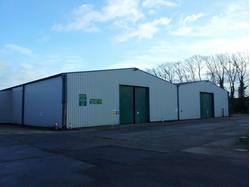 46000 Sq Ft Warehouse To Let. Adjoining yard of 35000 sq ft also available.