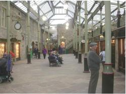 Leasehold - Kiosk in Craven Court Shopping Centre, Skipton