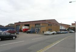 Thomas Hosking Industrial Estate, Dumballs Road, Cardiff