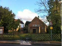Dunton Green Free Church, Station Road, Dunton Green, Sevenoaks - UNDER OFFER