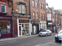 16 North Street, Exeter, Devon, EX4 3QS