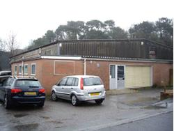 Kinson Pottery Industrial Estate, Parkstone, Poole