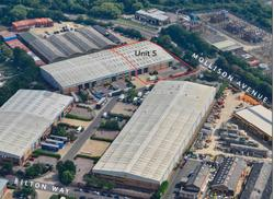 Modern Industrial Warehouse Premises