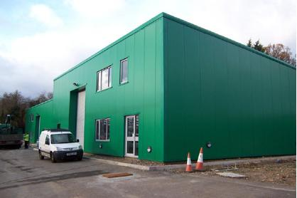 To Let - New Industrial Units - Lantern Commercial Centre