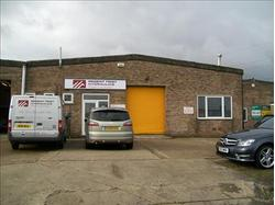 Unit 16, Bay 3 Murdock Road, Bedford, MK41 7PE