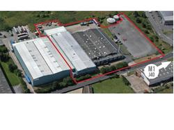 Warehouse/Industrial Units with Offices in Wakefield to Let