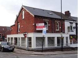 778-780 Ecclesall Road, Sheffield S11 8TB  Prominent Corner Retail Unit on 4 floors TO LET or MAY SELL