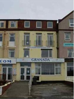 GRANADA HOLIDAY FLATS, 240 QUEENS PROMENADE, BLACKPOOL, FY2 9HA