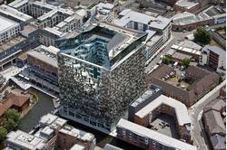 The Cube, Wharfside Street, Birmingham