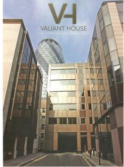 Valiant House, 4-10 Heneage Lane