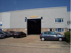 Unit 3 Stanstead Road Trade Park, Goodwood Road, Eastleigh, SO50 4RZ