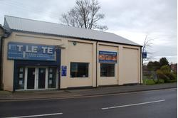 Mitre Works and The Priory Kiosk, Priory Lane, Royston, Herts   SG8 9JT