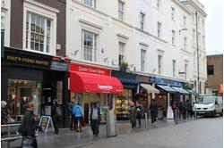 Premium Offers Invited for for Prominent Central Exeter Retail Unit