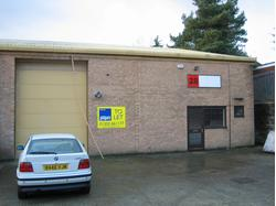 Industrial/Warehouse Premises To Let in Poole