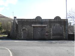 Former Marsden Fire Station